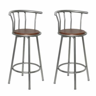 Naquin 75cm Bar Stool (Set Of 2) By Borough Wharf