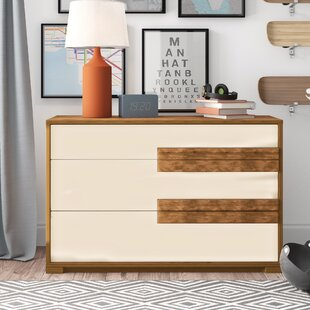 Linsey 3 Drawer Chest
