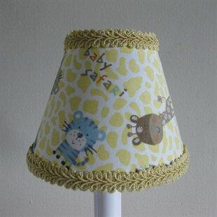 Animal Adventure 11 Fabric Empire Lamp Shade