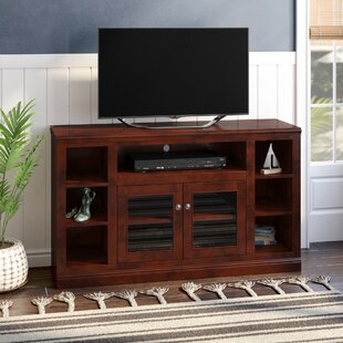Coconut Creek Corner TV Stand For TVs Up To 60