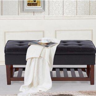 Ketter Upholstered Storage Bench By Alcott Hill