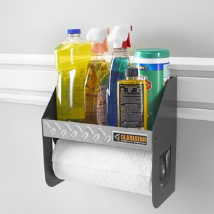 Top Reviews Clean-Up Caddy Garage Storage for GearTrack or GearWall By Gladiator