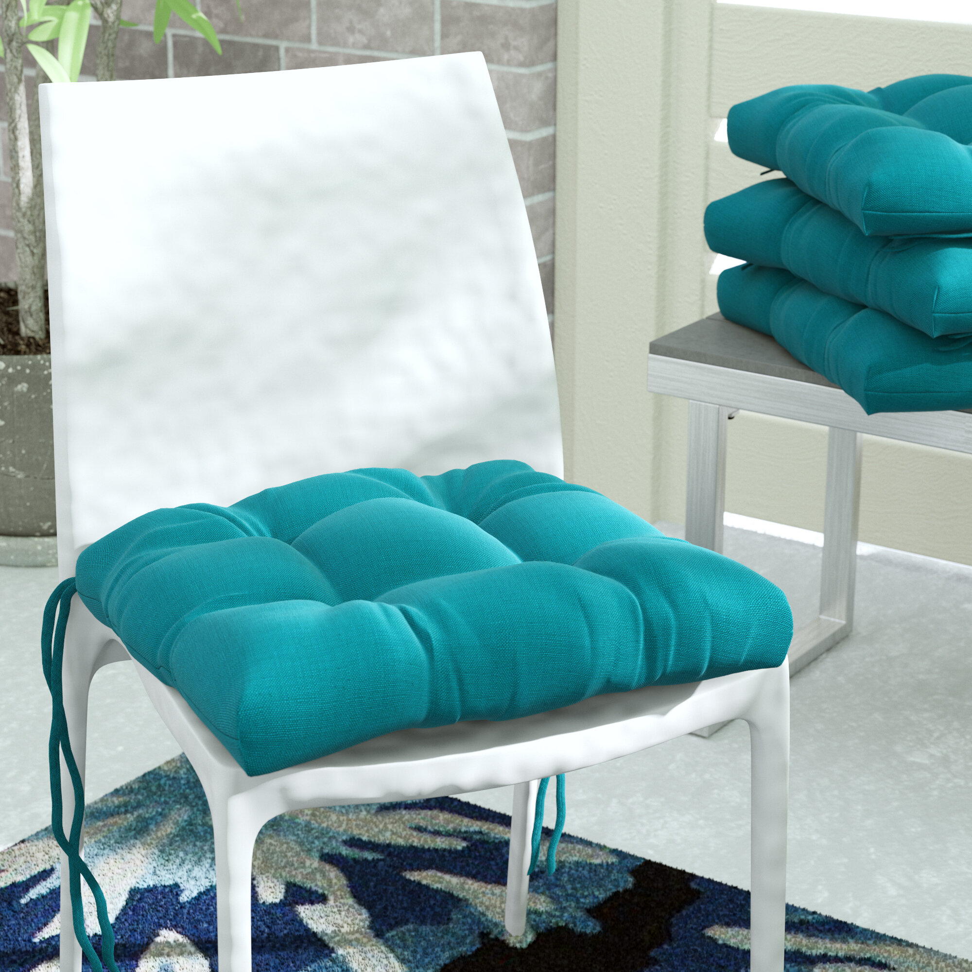 Attrayant Indoor Dining Chair Cushion