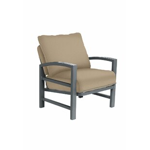 Lakeside Patio Chair with Cushions by Tropitone