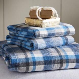 Spencer Cotton Flannel Sheet Set