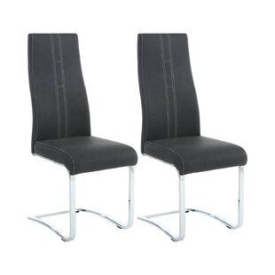 Nova Upholstered Dining Chair (Set Of 2) By Metro Lane