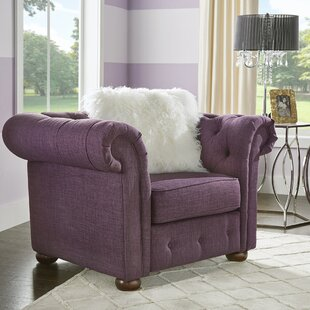 Price comparison Vegard Chesterfield Chair by Willa Arlo Interiors Reviews (2019) & Buyer's Guide