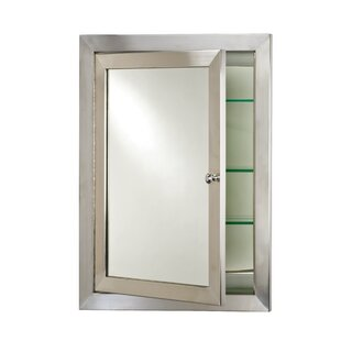 Affordable Price Kirkwood Recessed Medicine Cabinet By Rosdorf Park
