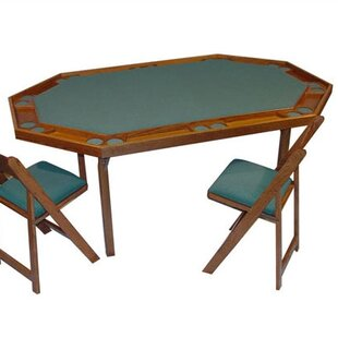 Great Price 72 Oak Deluxe Cards Table ByKestell Furniture
