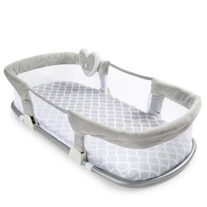 Deluxe By Your Side Bedside Bassinet