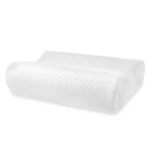 Medium Memory Foam Standard Bed Pillow (Set of 2)