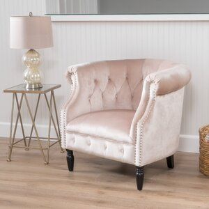 Lenita Chesterfield Chair
