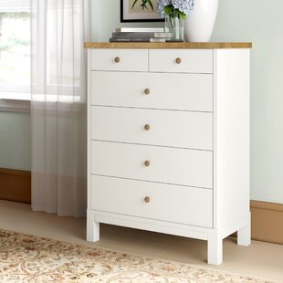 Cillian 6 Drawer Chest Of Drawers By August Grove