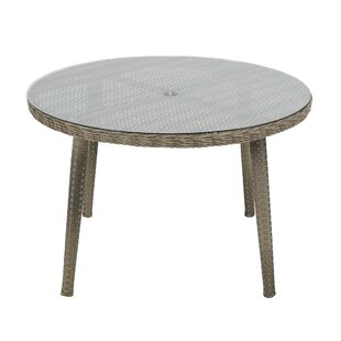 Ricardo Wicker Dining Table