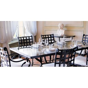 One Allium Way Aikens 7 Piece Dining Set