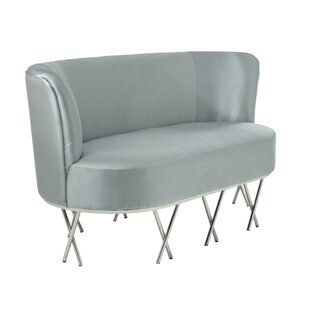 Bartley 2 Seater Loveseat By Canora Grey