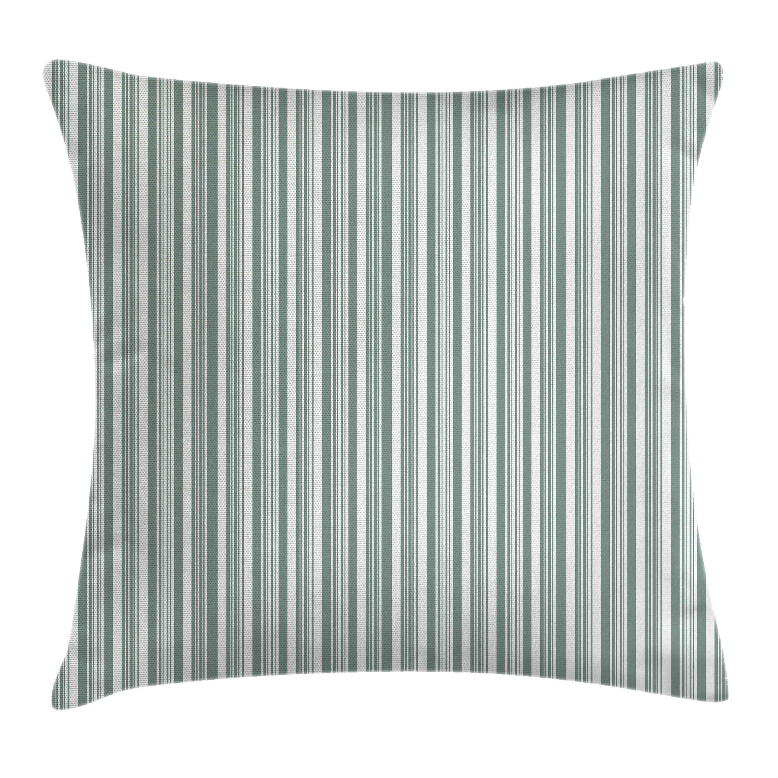 Abstract Retro Square Pillow Cover