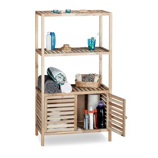 Bakke 68 X 123cm Wooden Free Standing Cabinet By Brambly Cottage