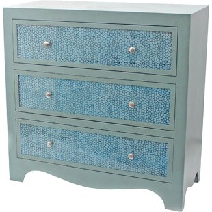 3 Drawer Accent Chest by Teton Home