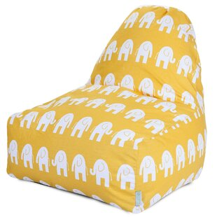 Elephant Bean Bag Lounger By Mack & Milo
