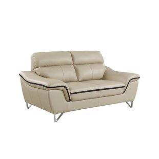 Hawks Luxury Upholstered Living Room Loveseat by Orren Ellis
