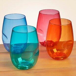 Orange Wine Glasses You Ll Love In 2021 Wayfair