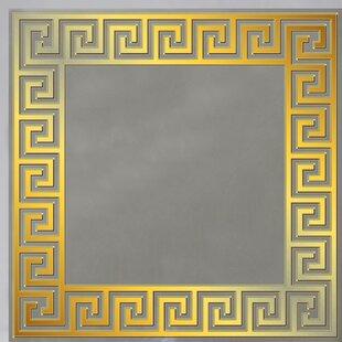 Arlot Accent Mirror By Rosalind Wheeler