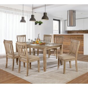 Orsi 7 Piece Dining Table Set