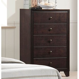 Mair 5 Drawer Standard Chest