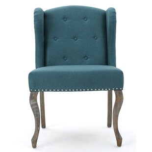 Hollange New Velvet Wingback Chair  sc 1 st  Wayfair : blue velvet wingback chair - Cheerinfomania.Com