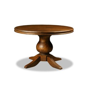 Marseille Solid Wood Dining Table by Sout..