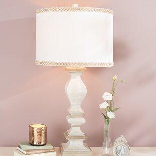 Kamryn Traditional Resin Base 34.5 Table Lamp