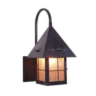 Callaway 1-Light Outdoor Wall Lantern
