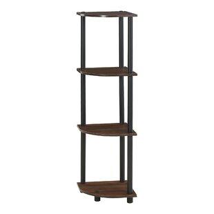 Review Elvin Corner Bookcase
