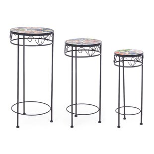 Harriett 3 Piece Nest Of Tables By Latitude Vive