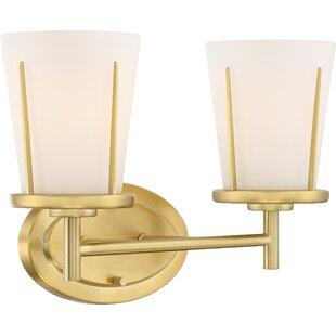 Mercer41 Coralino 2-Light Vanity Light