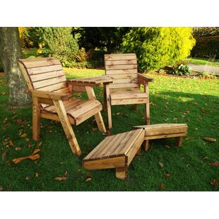 Raylene Deluxe Wooden Love Seat By Sol 72 Outdoor