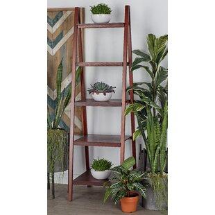 Cole & Grey Ladder Bookcase