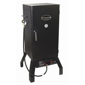 Cookmaster Propane Smoker