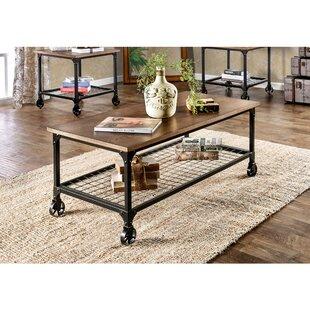 Nederland 3 Piece Coffee Table Set