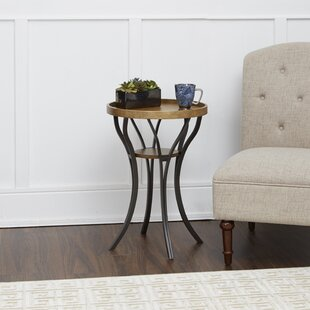 Elick End Table by Fleur De Lis Living