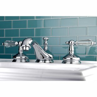 Kingston Brass Wilshire Standard Bathroom Faucet with Drain Assembly