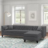Acapella 114 Sectional by Kelly Clarkson Home