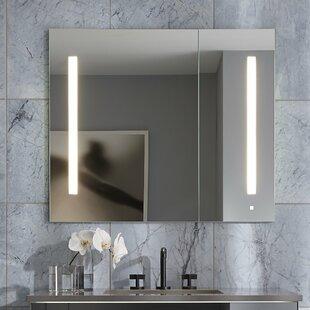 Rawtenstall Stainless Steel Mirror 22