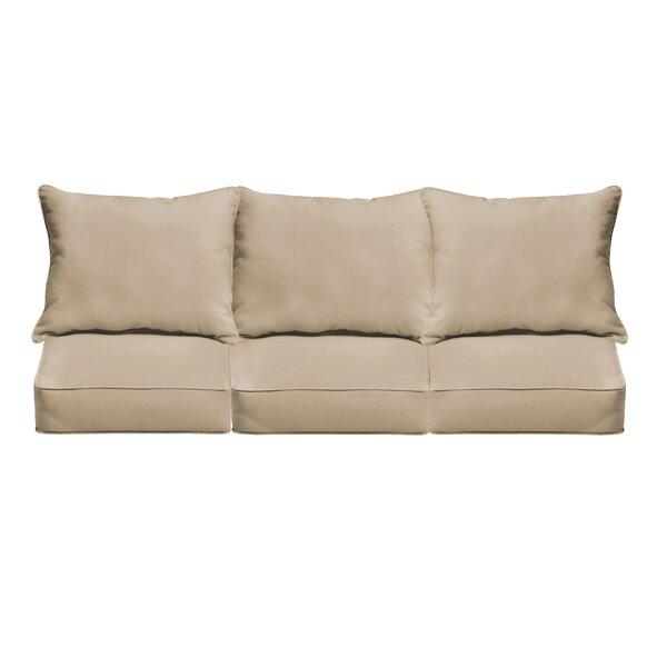 Brayden Studio Indoor/Outdoor Sofa Cushions & Reviews   Wayfair
