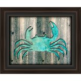 Crab Ptm Images Wall Art You Ll Love In 2021 Wayfair