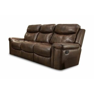 Great Price Hubble Reclining Sofa by Red Barrel Studio Reviews (2019) & Buyer's Guide