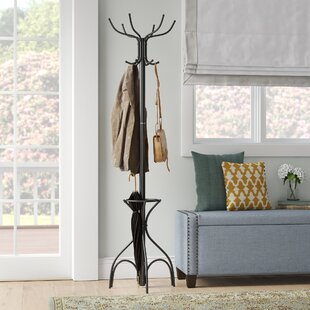Andover Mills Umbrella Holder Coat Rack