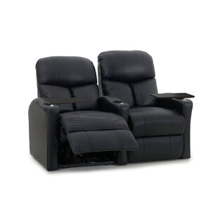 Home Theater Recliner (Row of 2 Chairs) Latitude Run
