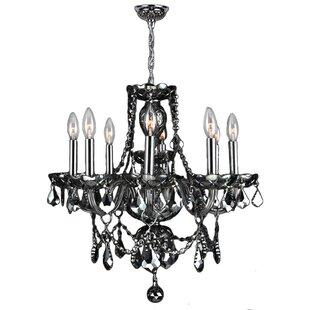 Astoria Grand Doggett 8-Light Chandelier